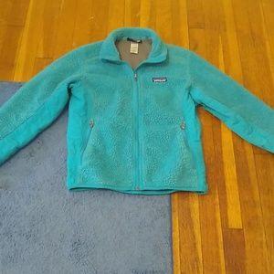 Patagonia Deep Pile Synchilla Fleece Jacket Size S